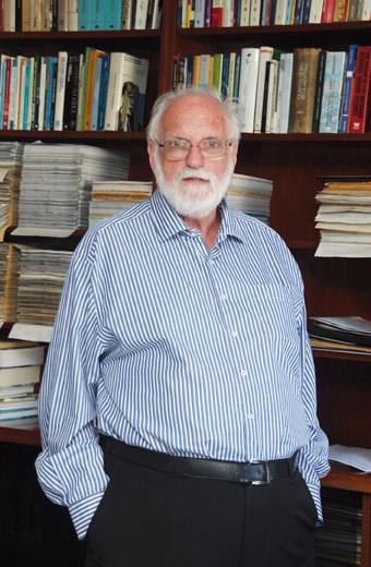 Entrevista a Juan Carlos de Pablo