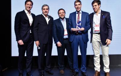 Premio Idea a la Excelencia Institucional Empresaria a Sancor Seguros