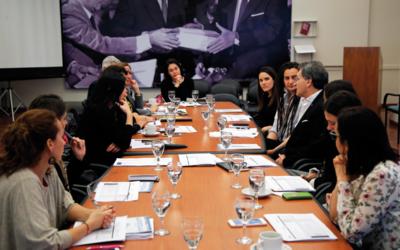Sancor Seguros en la reunión del Grupo de Trabajo DDHH de la Red Argentina del Pacto Global