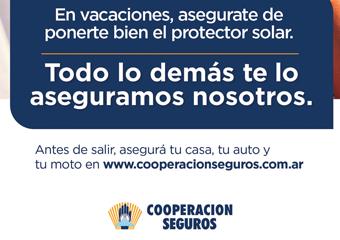 «Asegurate», la campaña de verano de Cooperación Seguros