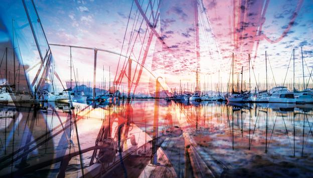 El mercado ofrece amplia protección para cascos de embarcaciones