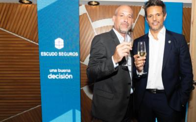 Escudo Seguros celebró el exitoso año con una espectacular fiesta