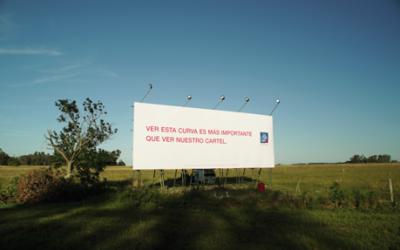 Campaña de prevención de La Caja en rutas argentinas