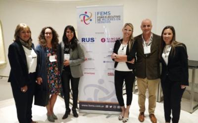 Río Uruguay Seguros estuvo presente en el lanzamiento de FEMS 2019