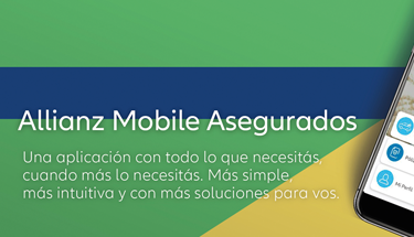 Allianz renovó sus apps