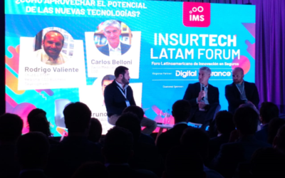 Con RUS como sponsor se desarrolló el Insurtech Latam Forum