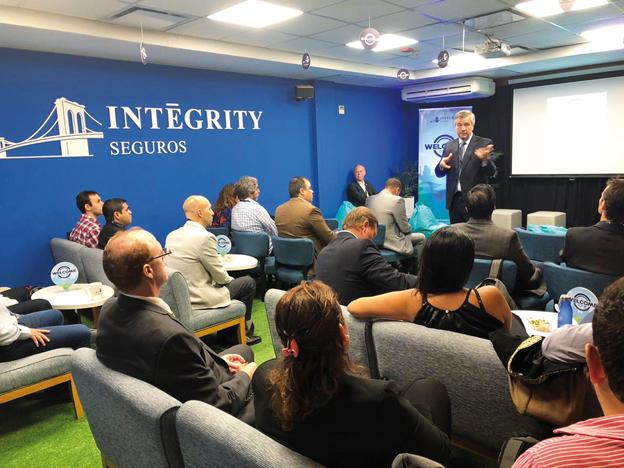 Nuevo programa de inducción para PAS de Intégrity Seguros