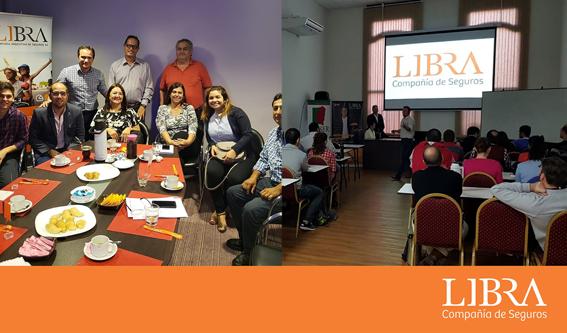 LIBRA lleva su propuesta innovadora a todo el país
