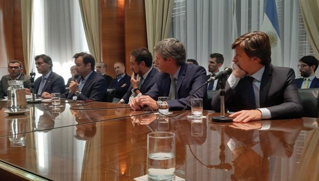 La AACS participó en la presentación de la Reglamentación de la Ley de Financiamiento Productivo