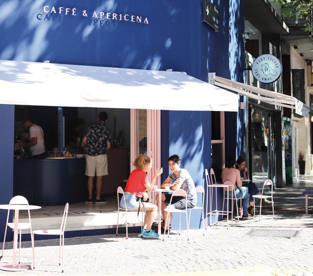 DUCA – CAFFÉ & APERICENA