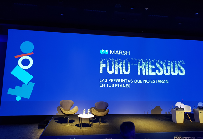 Foro de Riesgos 2019 de MARSH