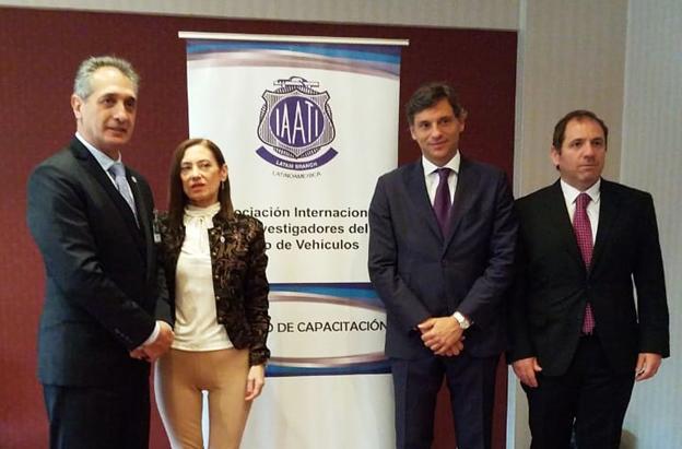 Convenio de Cooperación entre la SSN y la IAATI Latam Branch
