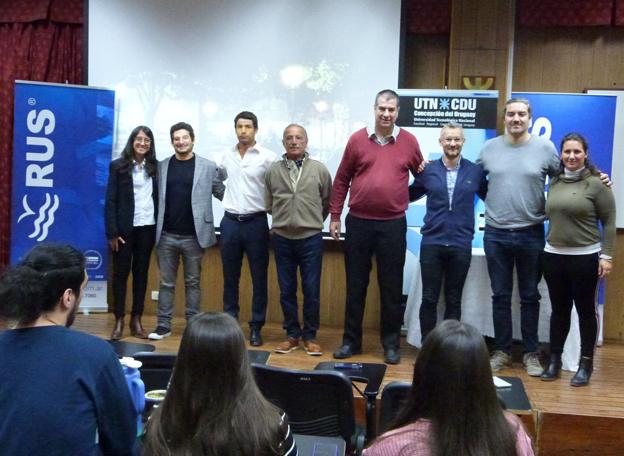 Semana del Emprendedurismo y promoción de la Incubadora RUS