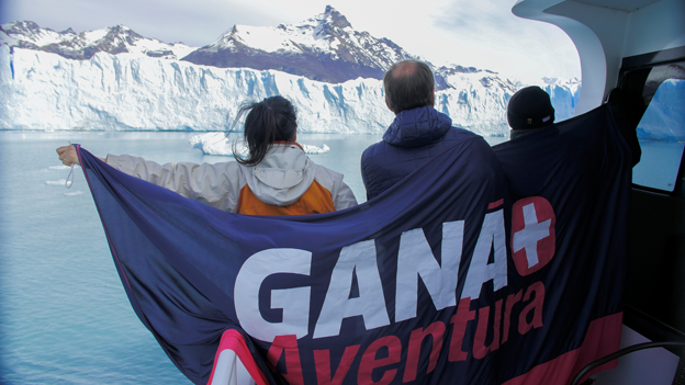 Productores Asesores del Grupo Sancor Seguros fueron premiados con experiencias de turismo aventura