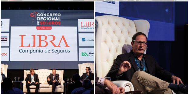 LIBRA fue protagonista del Congreso Regional de Seguros