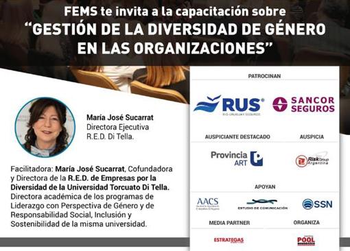 Capacitación de FEMS con el sponsoreo de RUS
