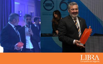 LIBRA entregó el Premio Actitud a AAPAS en su Aniversario