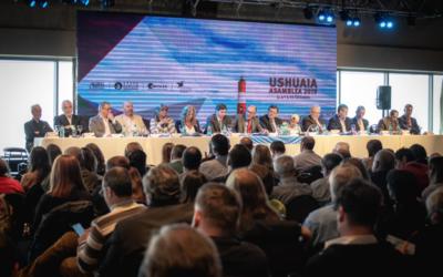 Los Organizadores del Grupo Sancor Seguros se reunieron en Ushuaia