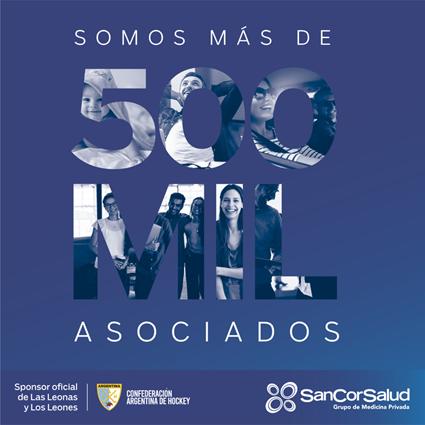 SanCor Salud, elegida por medio millón de personas