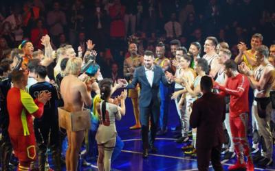 """Sancor Seguros palpita el comienzo de la gira mundial de """"Messi10 by Cirque du Soleil"""""""