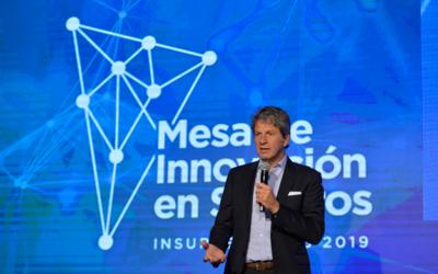 Se lanzó la Mesa de Innovación en Seguros en La Rural