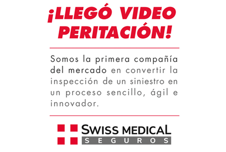 Video Peritación de Swiss Medical Seguros