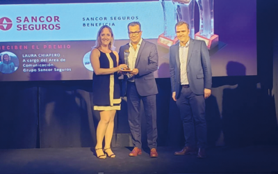 El Grupo Sancor Seguros se consagró en los Premios Mercurio