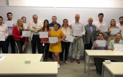 Culminó la 7ma edición del PESP, curso de especialización AVIRA-UCA