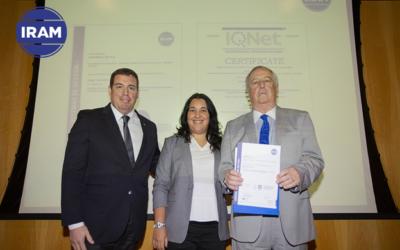 Provincia ART obtuvo una Certificación de Sistema de Gestión de la Calidad según Norma IRAM-ISO 9001:2015