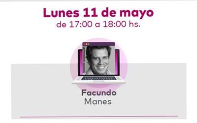 Sancor Seguros impulsa una charla virtual con Facundo Manes para su cuerpo de ventas