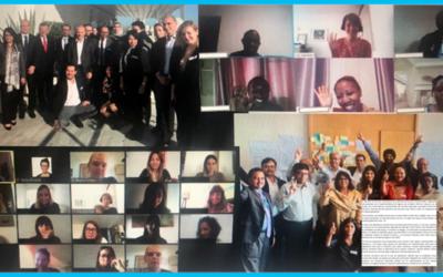 Primer Encuentro Internacional Virtual SSN – Access to Insurance Initiative (A2ii)