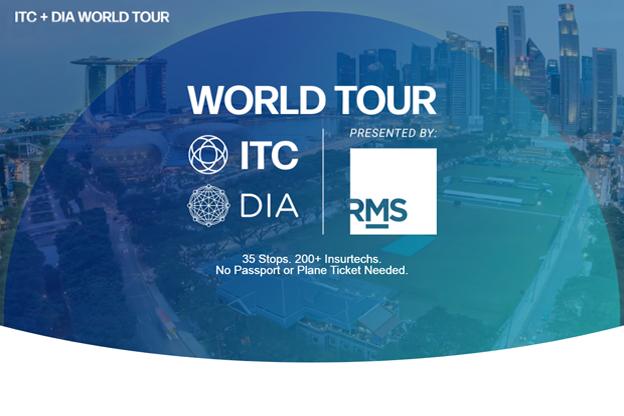 Colón Seguros invita al evento ITC – DIA World Tour 2020 Capítulo Latinoamericano junto al Fondo Latin America Insurance Fund (LAIF).