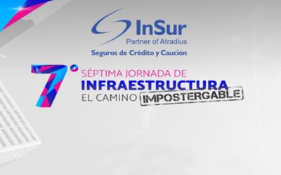InSur acompaña la Séptima Jornada de Infraestructura -El Camino impostergable-