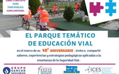 Ciclo de Conferencias sobre Educación Vial para niños