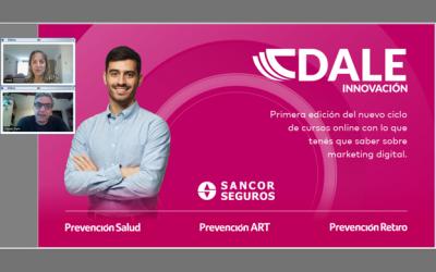 Finalizó la capacitación virtual para Productores Asesores de Sancor Seguros, en el marco de su programa DALE Innovación