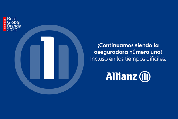 Allianz, nuevamente elegida la marca #1 de seguros a nivel mundial por Best Global Brands