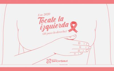 """En el mes de la sensibilización por el Cáncer de Mama, Fundación SanCor Salud presenta su nueva campaña """"Tocate la izquierda (de paso la derecha)"""""""