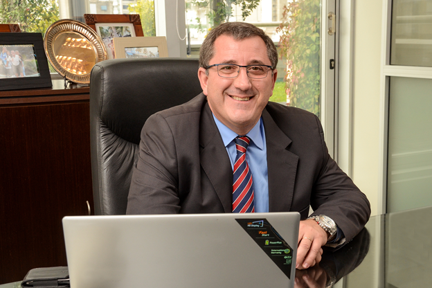 Juan Carlos Mosquera es el nuevo Presidente de ADIRA