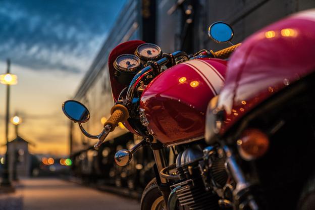 Por qué y cómo usar la moto en Pandemia y disfrutar del verano