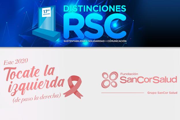 Fundación del Grupo SanCor Salud recibió el máximo reconocimiento en las Distinciones RSC