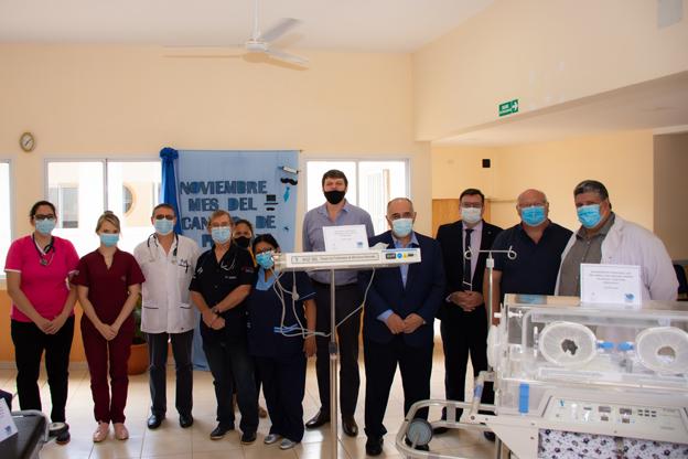 Seguros Rivadavia realizó una valiosa contribución en equipos para el Hospital de Campo Grande, Provincia de Misiones
