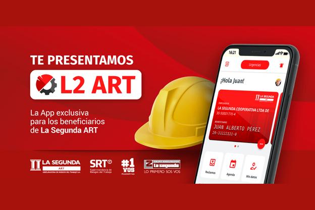 Grupo Asegurador La Segunda lanza una APP para agilizar la cobertura de los trabajadores en su ART