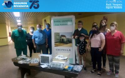 Seguros Rivadavia continúa con su incesante acción solidaria