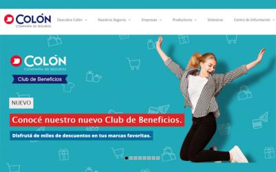 Colón Compañía de Seguros lanza su Club de Beneficios