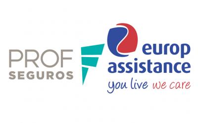 PROF Seguros incorpora los servicios de Europ Assistance