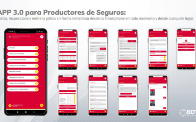 Desarrollan la primera APP argentina para Productores que permite Cotizar, Inspeccionar y Emitir la Póliza de autos en forma inmediata desde su smartphone