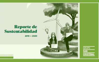 Grupo San Cristóbal presenta su tercer Reporte de Sustentabilidad