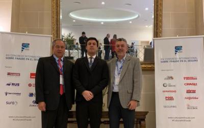RUS presente en el Congreso Internacional de Fraude en Seguros