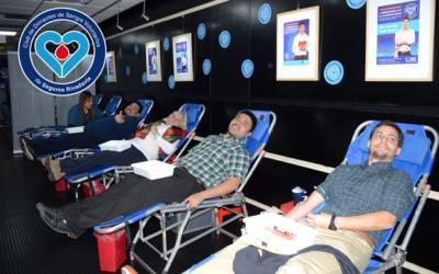 Seguros Rivadavia organizó la cuarta Campaña de Donación de Sangre entre sus empleados