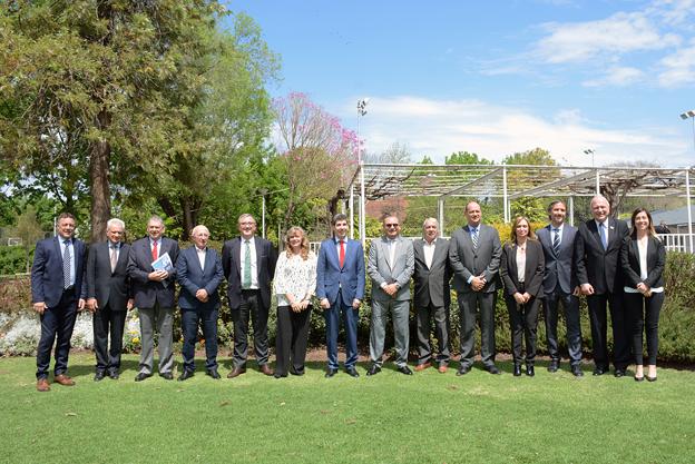Nueva Comisión Directiva de ADIRA (Periodo 2019-2020)